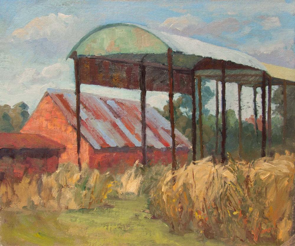 Tall Barn