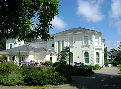 The Penlee House Gallery is home to a great collection of artworks by The Newlyn School
