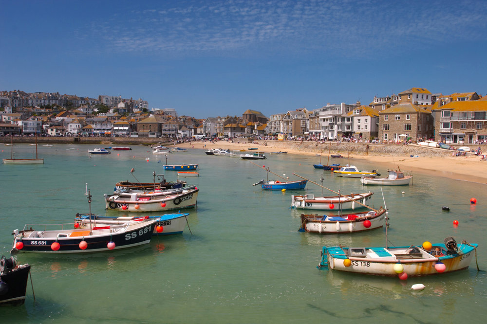 St Ives has attracted artists for over two centuries