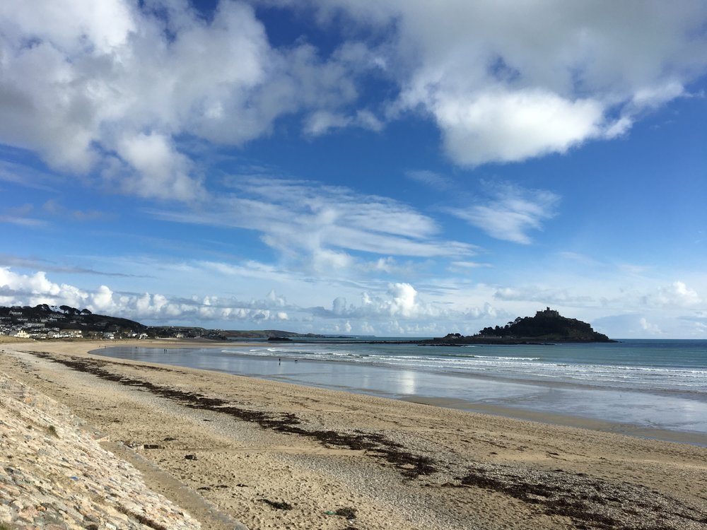St Michael's Mount offers an iconic landmark