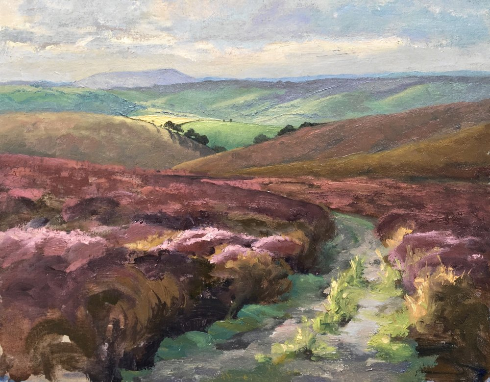 Towards Stiperstones