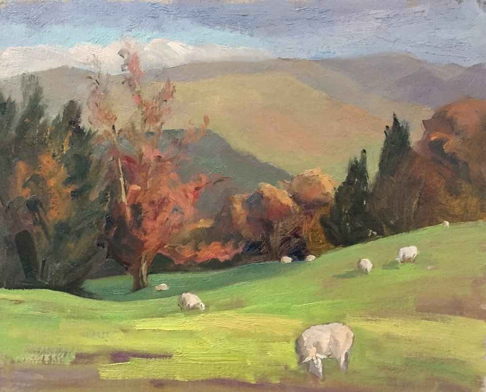 Autumn in the Fells