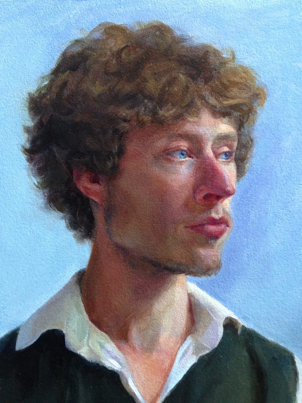 "Studio Escalier Portrait ""Samuel"""
