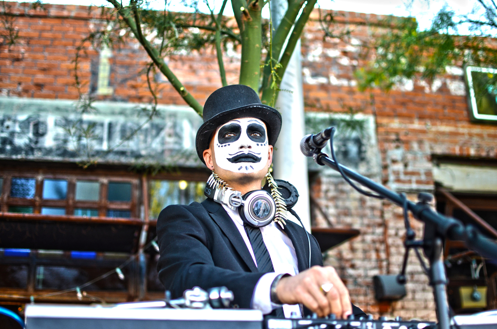 Hosting the All Souls Procession gathering, 2014