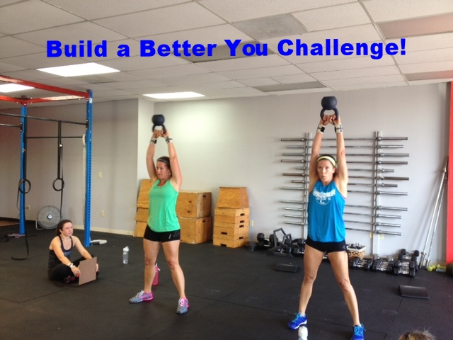Joanna and Ashley crushing their Baseline WOD after completing the 30 day challenge. Strong work, ladies!