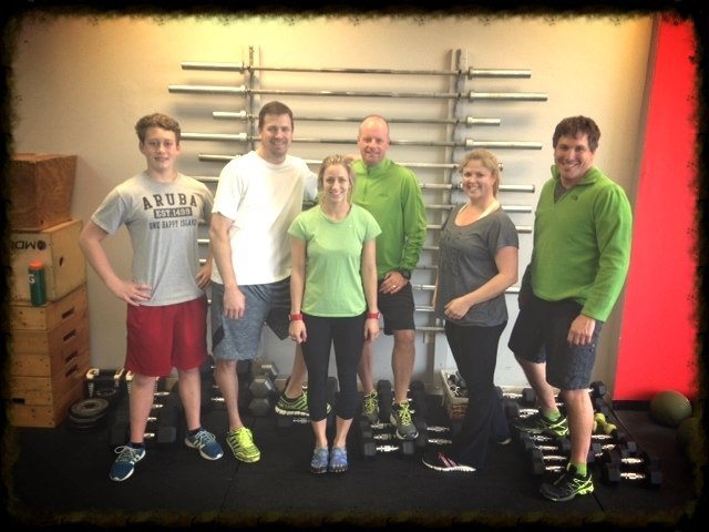 Our December Fundamentals group graduated this Sunday!  Welcome to CFJ!