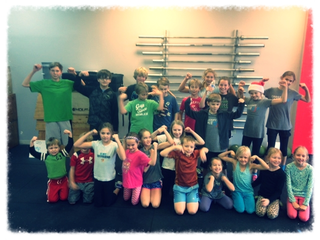 Happy Holidays from our CFJ Kids!