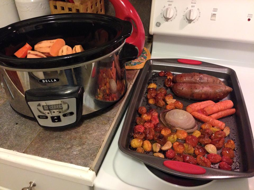 Danielle's food prep Sunday. What did you prep for the busy week ahead?