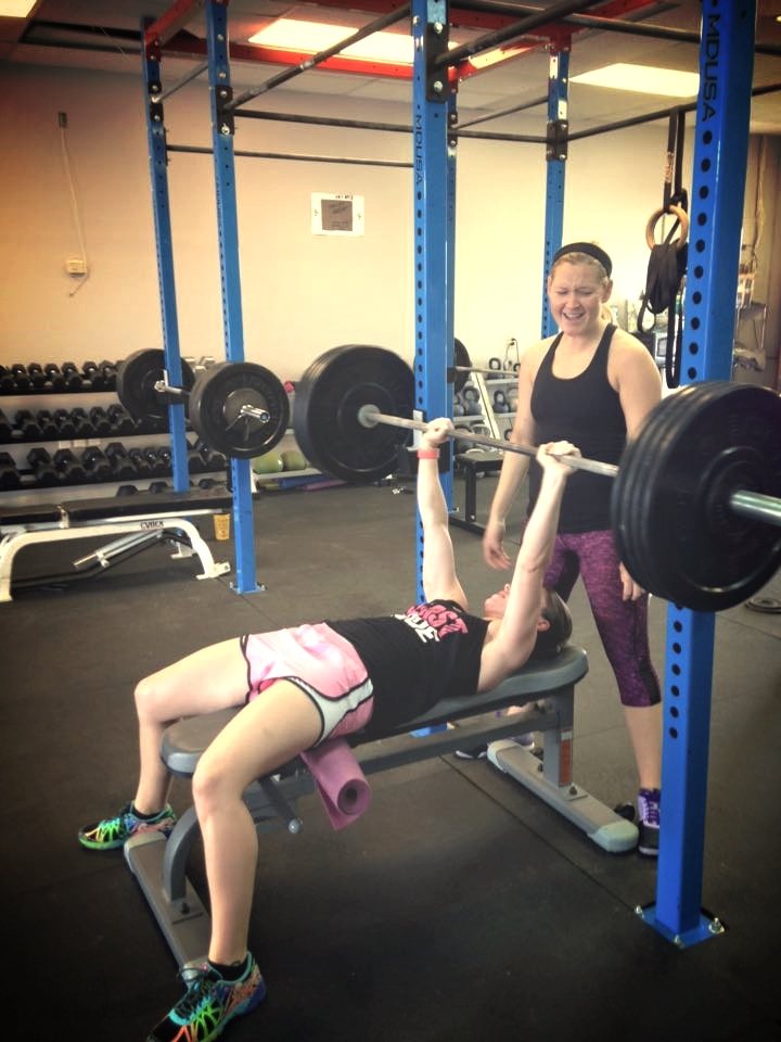 It's Bring a Buddy Day at CFJ! Bring a buddy to WOD today.