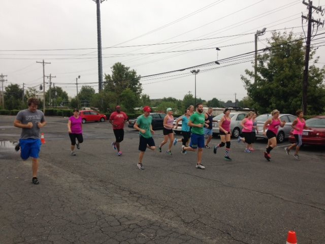 Warming up at Bring a Buddy Day at CFJ! We had a great time with all your buddies. September Fundamentals begin September 15 (Tuesday) at 7:30 pm.