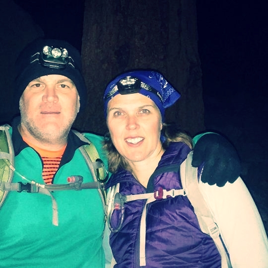 Congratulations to Sheena for conquering Mount Whitney! Strong work!