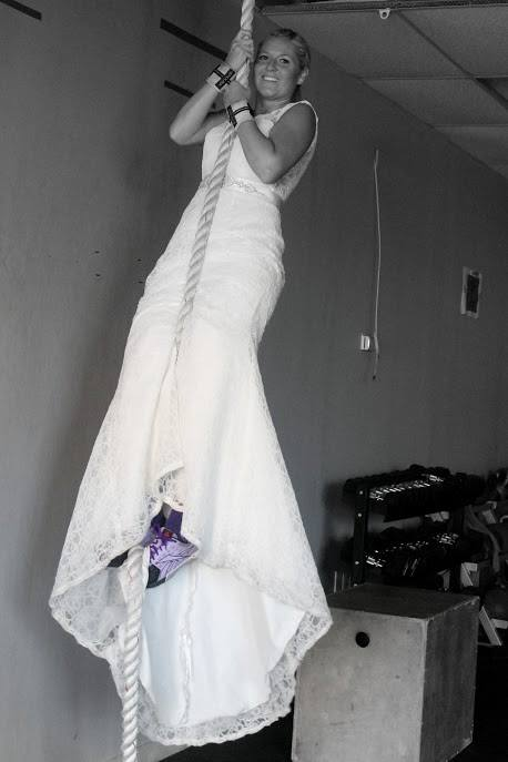 CFJ Bride on a Rope
