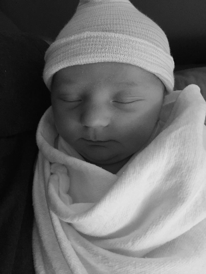 Welcome to Baby Sidney! Frank and Beth welcomed a beautiful baby girl on Friday! Congratulations!