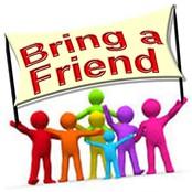 Bring a Buddy Day at CFJ!