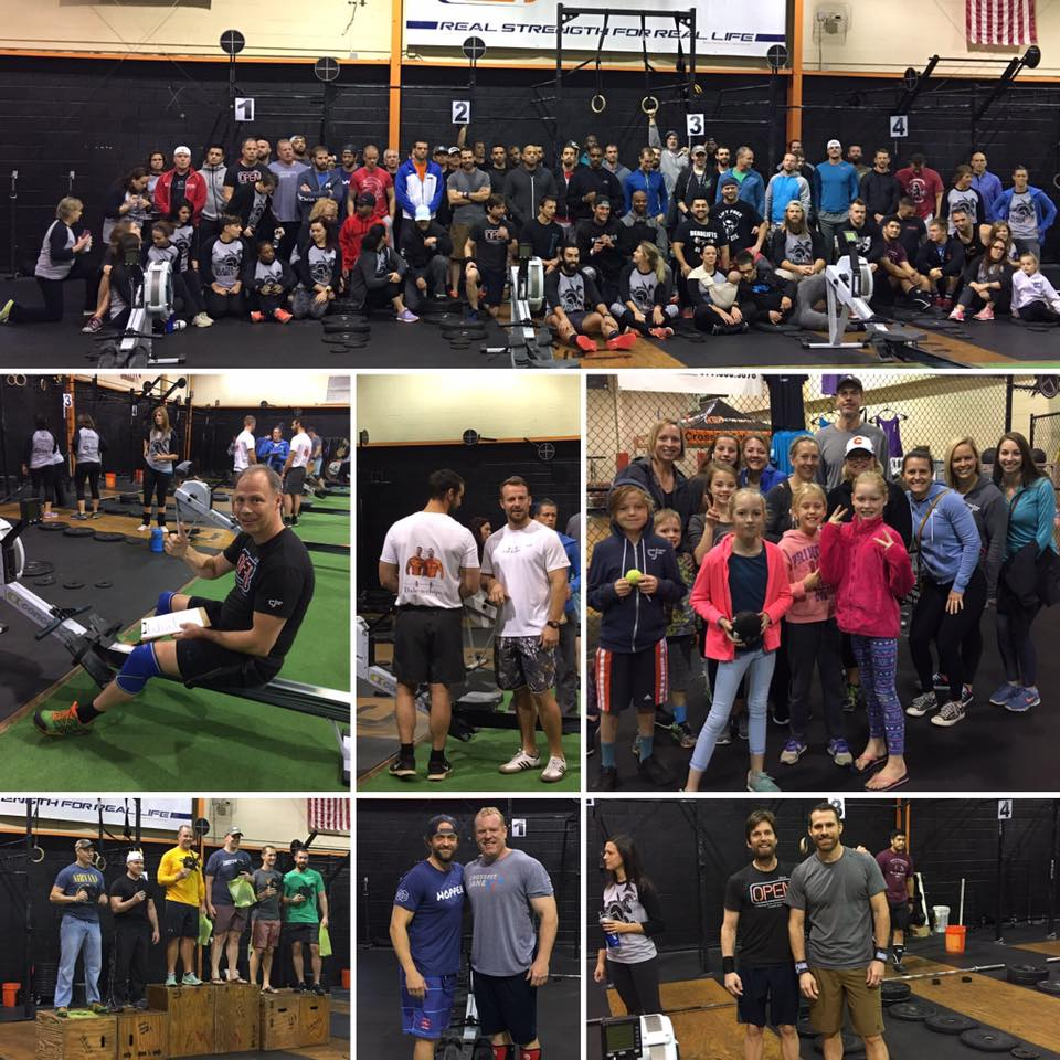 We had an amazing weekend cheering on the CFJ fellas at the Gladiator Games at CrossFit Cabarrus.