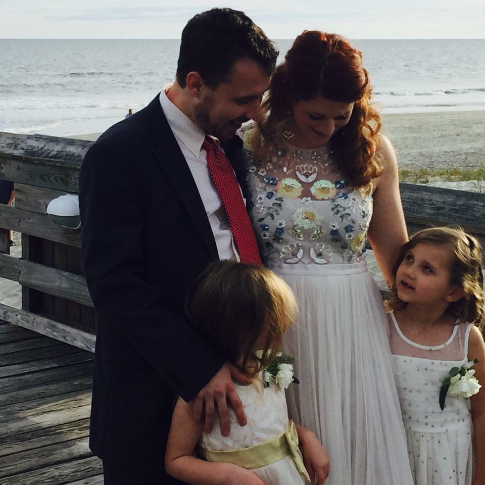 Congrats to Amber on her marriage!