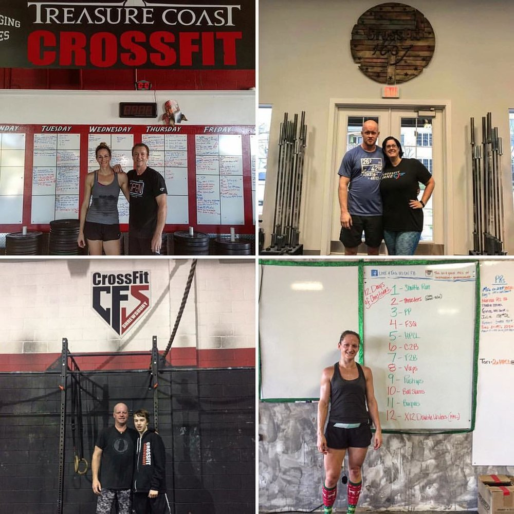 CFJ athletes dropping in all up and down the East Coast.