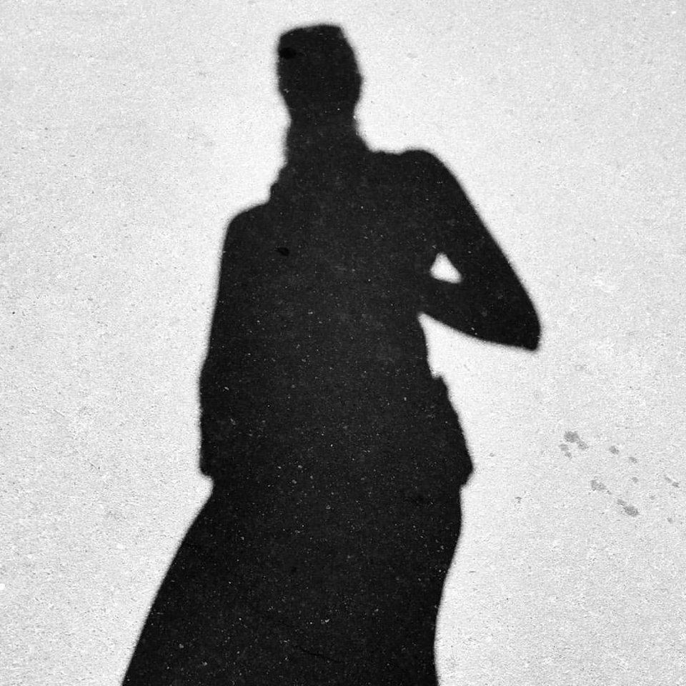 10 miles with just me and my shadow.#cfjopenprep#halfmarathon#tobaccoroadhalfmarathon -Sheena