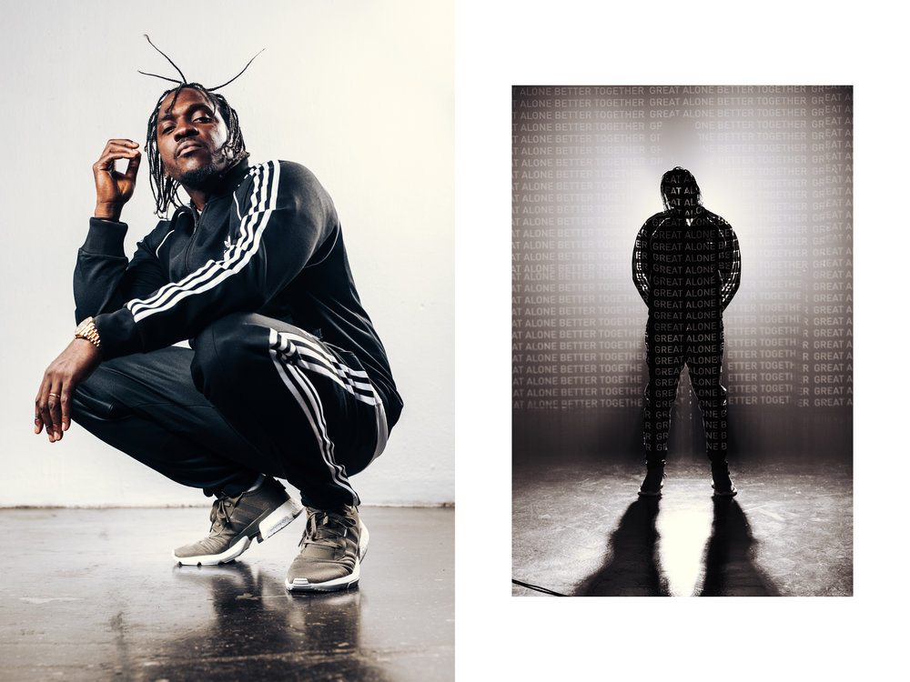 Pusha T for JD Sports