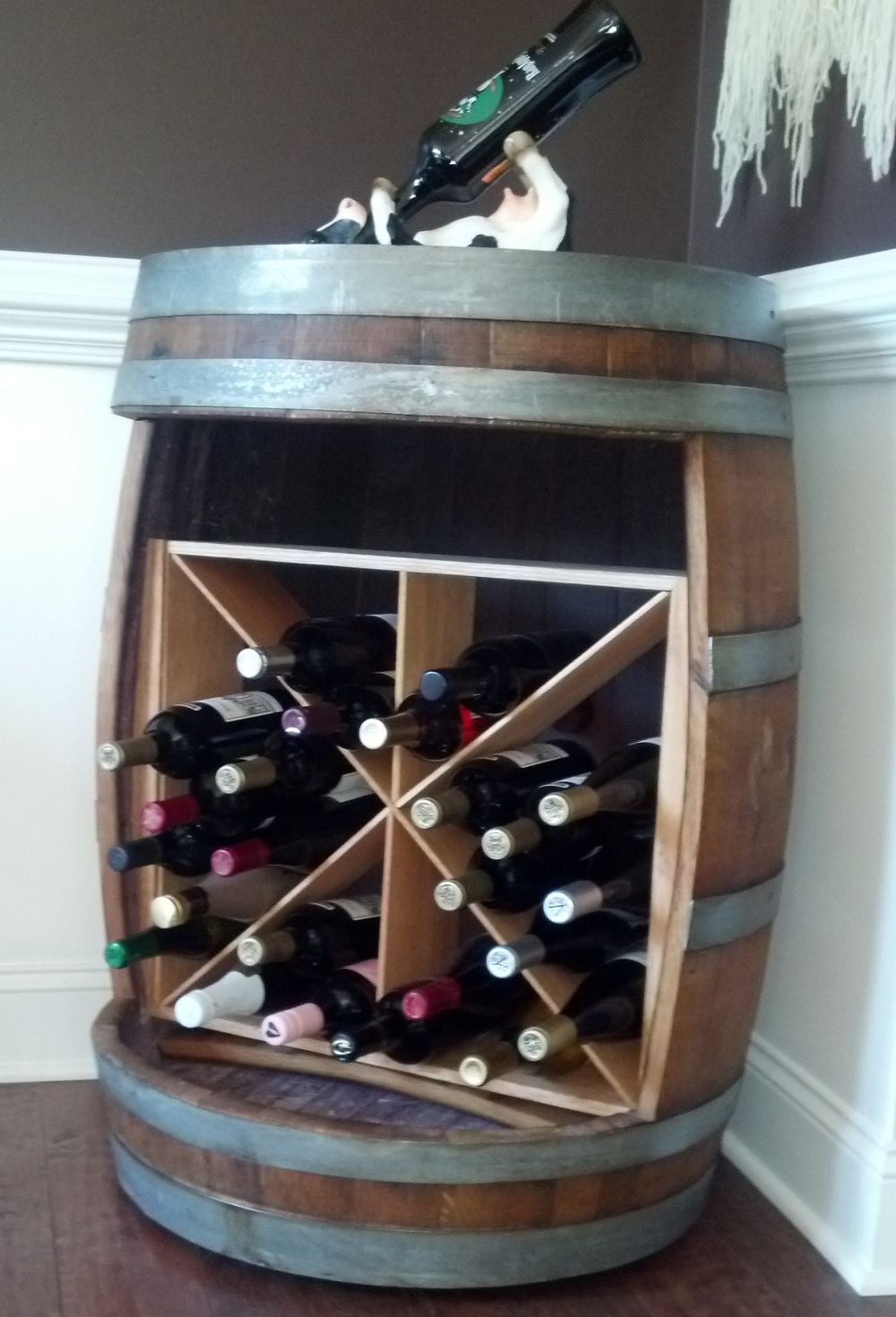 Wine Barrel Jeff Johnson Restorations Designs