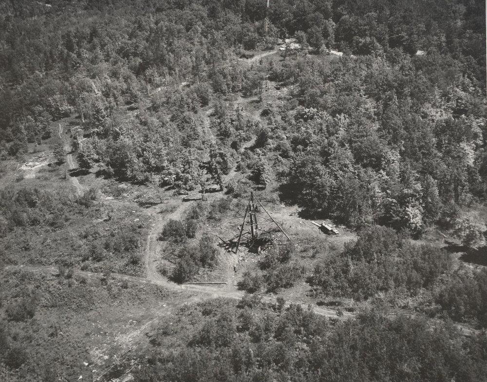 Marmoraton Mine, Sept. 1950