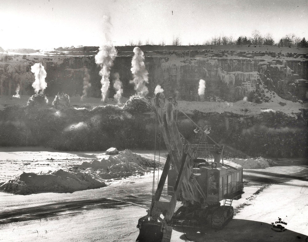 1955 January Marmoraton Mine