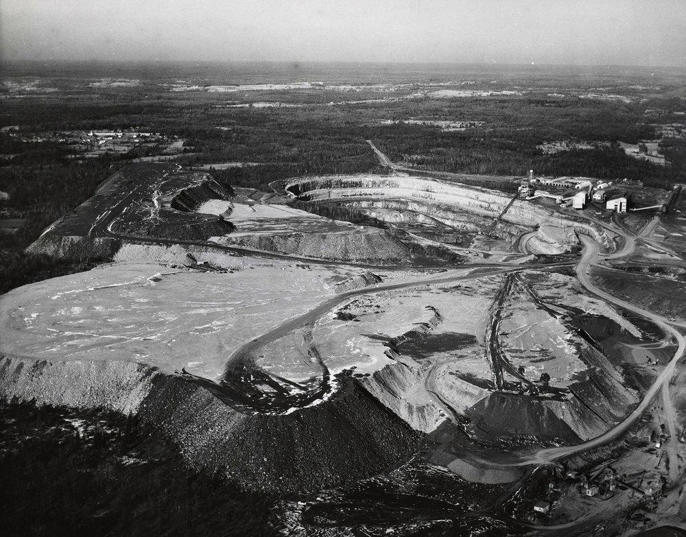 1961 December Marmoraton Mine