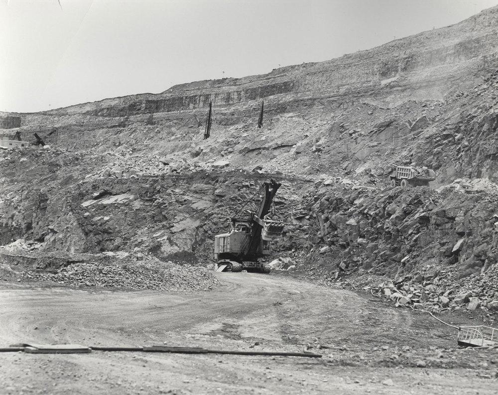 1968 Marmoraton Mine