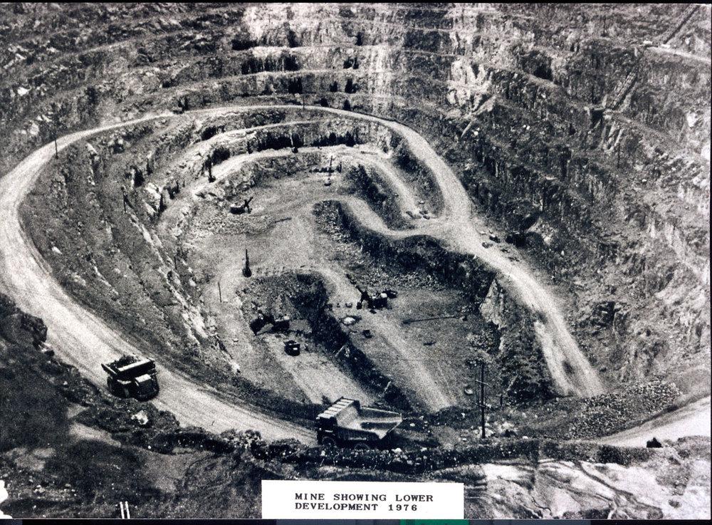 1976 Marmoraton Mine,  Marmora,  Bethlehem Steel