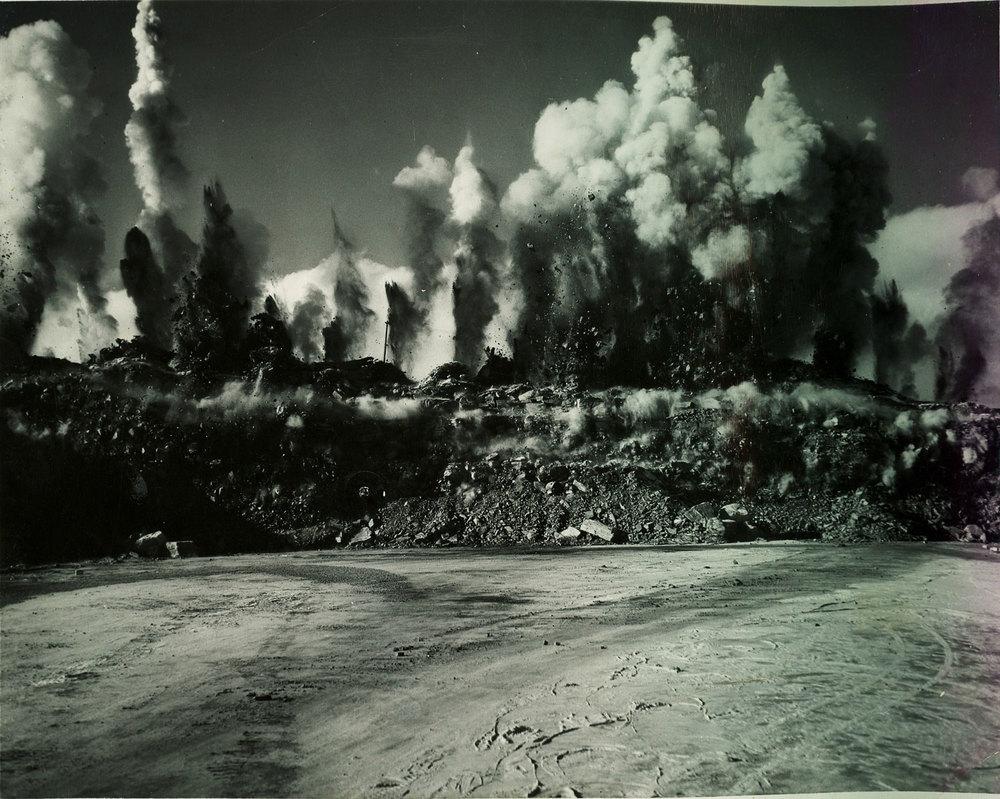 Marmoraton Mining Co. Blast