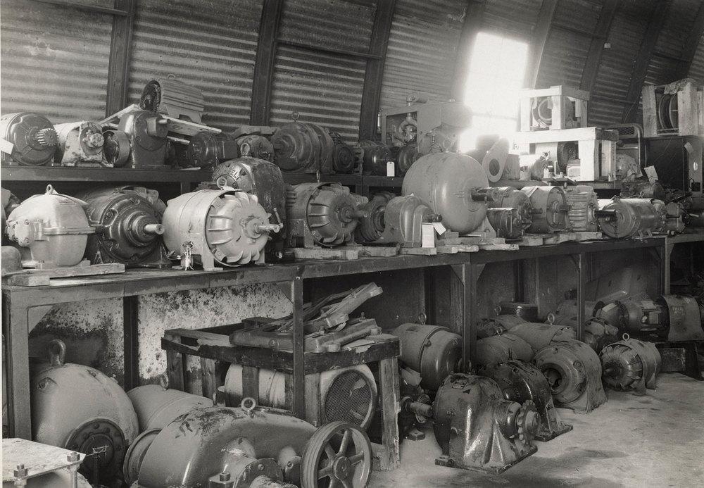 Motors Marmoraton Mine
