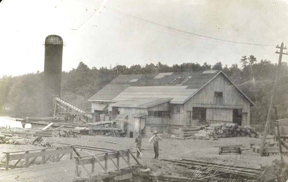 Pearce Sawmill, Marmora
