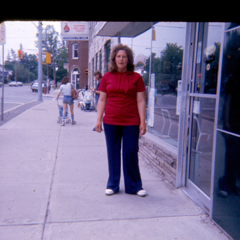 1977 Margaret Plumb