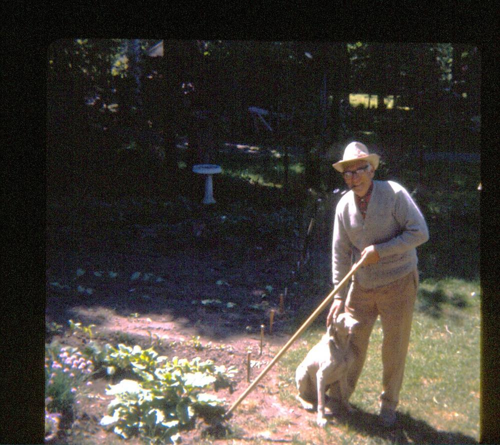 1977 John Lea,  Crowe Lake