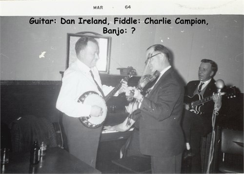 Dan Ireland,  Charles Campion