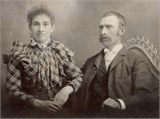 1891 Mary Jane Parker & George Reid Campion