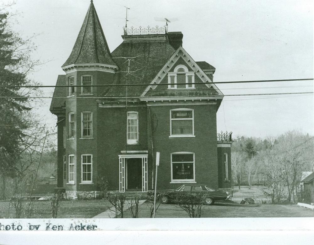 The Carscallen House, 55 Forsyth St., Marmora