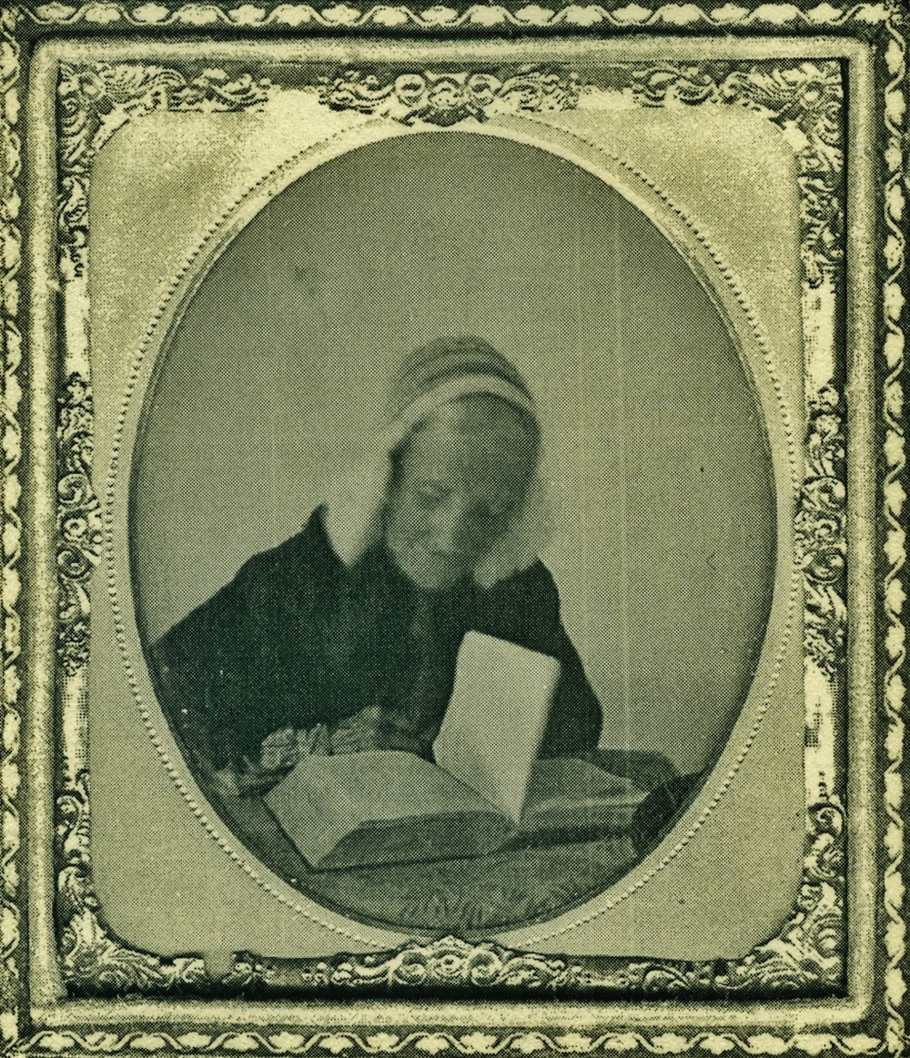 Mrs. Jane Bond Pearce  1784-1861