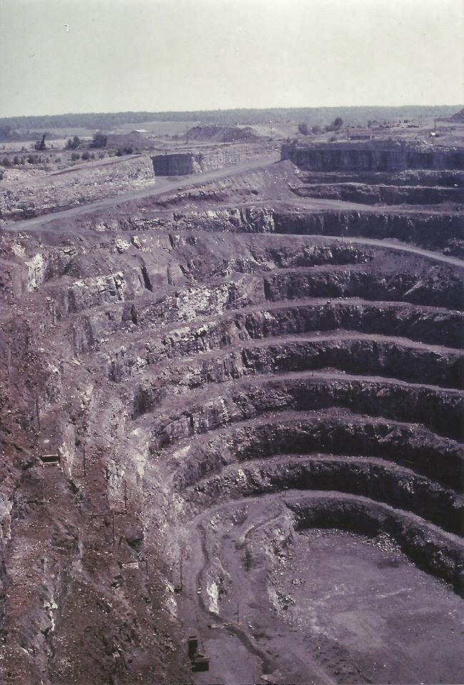 Marmoraton Mine 1978