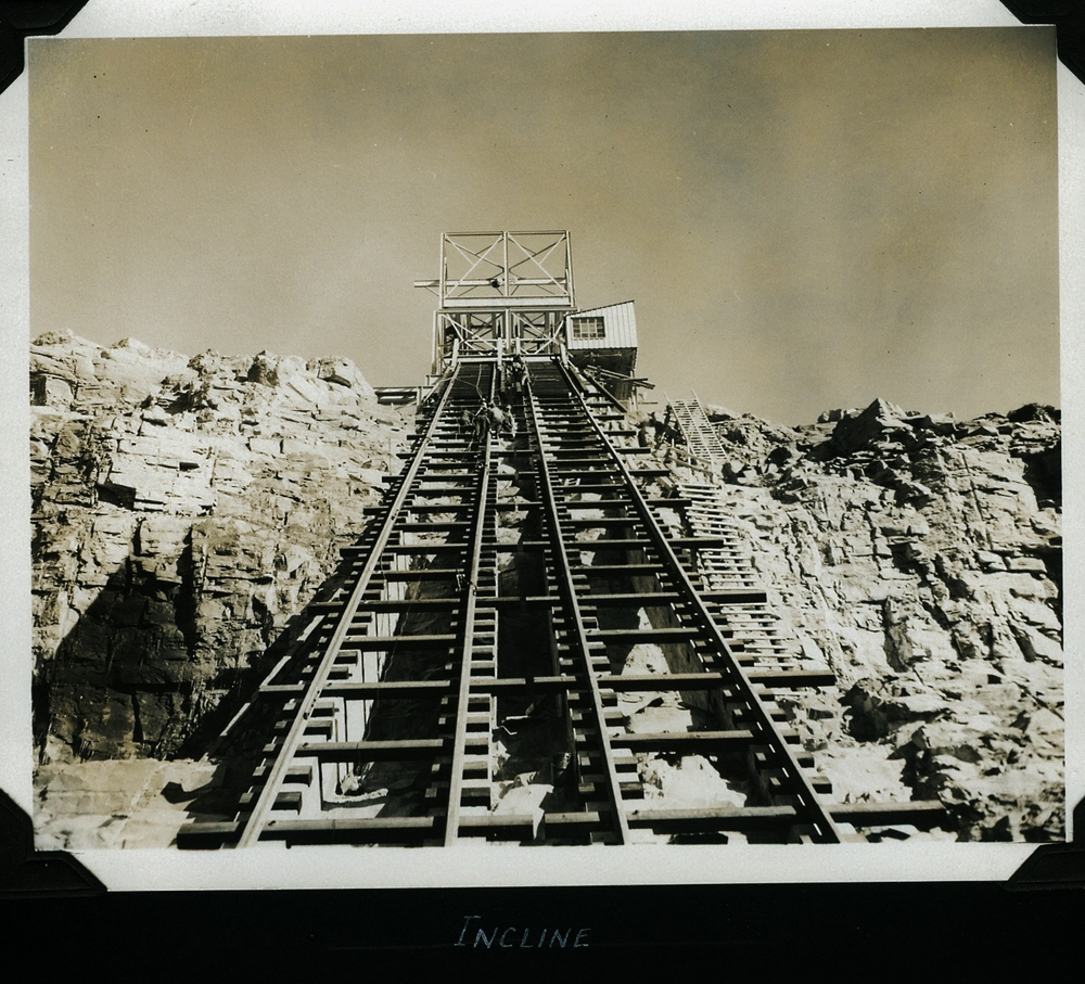 Marmoraton Mine - incline