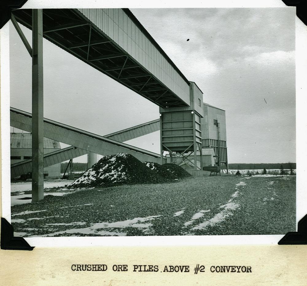 Marmoraton Mine,  Marmora,  Bethlehem Steel