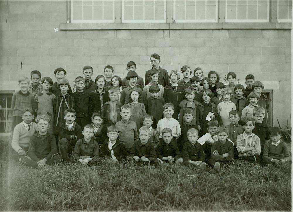 Deloro Public School, 1917