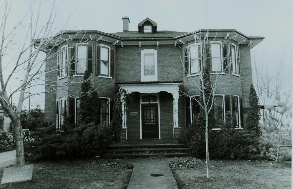 Village of Marmora,  Forsyth Street,  Home & Office of Dr. Parkin.jpg