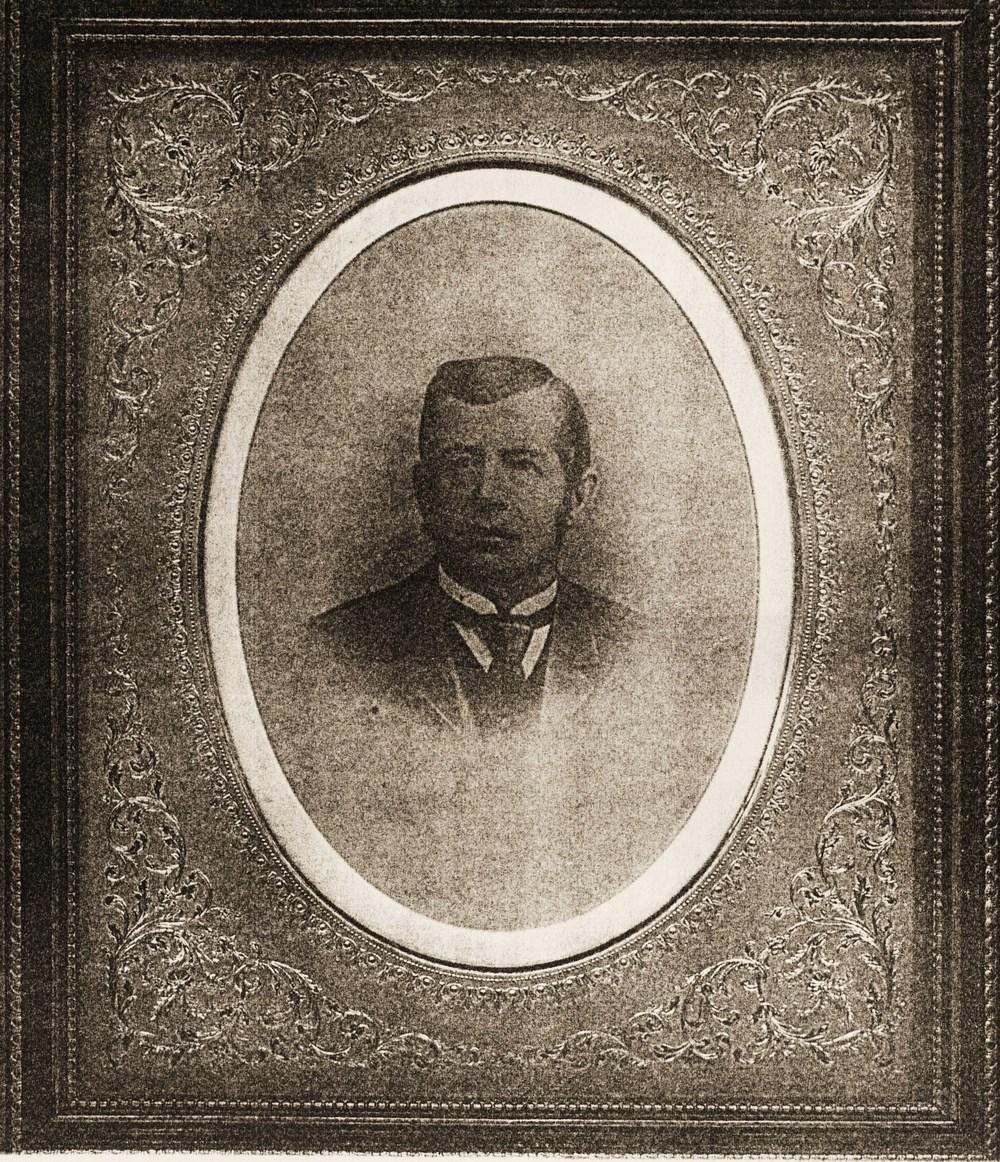 George William Bleecker, Grandfather of Roy, carl & Howard Bleecker (Apr. 27, 1924-June 17, 1895