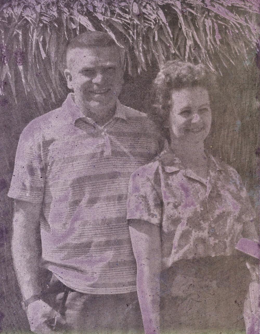 Dorothy Glover & Vaughan Glover