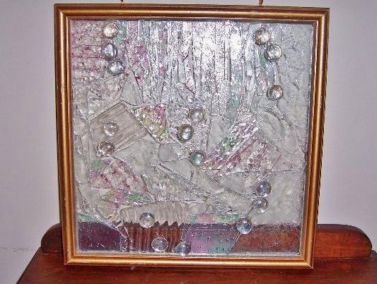 Winter Window  (16 x 25) sold