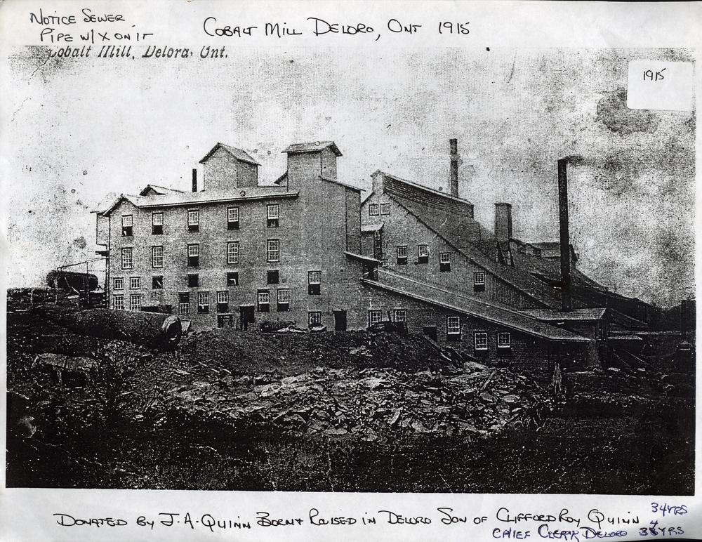 1866 Founding Of Deloro Marmorahistory Ca