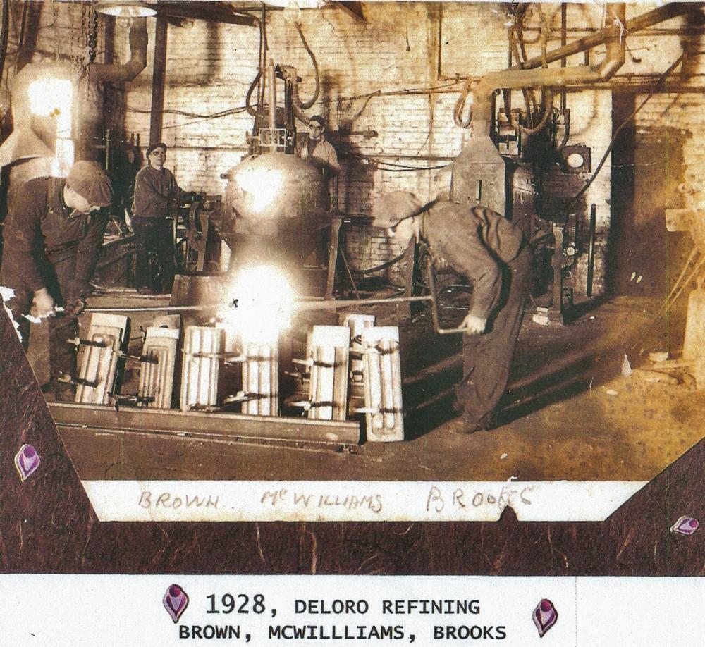 1928 Deloro Refining