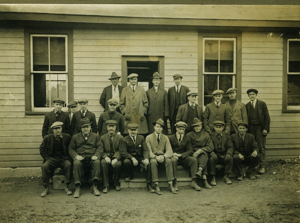1919 Deloro Superintendants and Foremen