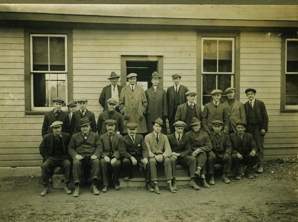 1919 Deloro Superintendants and Foremen